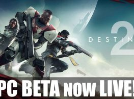 Destiny 2 PC Beta Now LIVE!