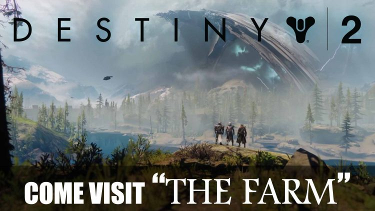 Try Destiny 2's New Social Space 'The Farm' on PC Beta!