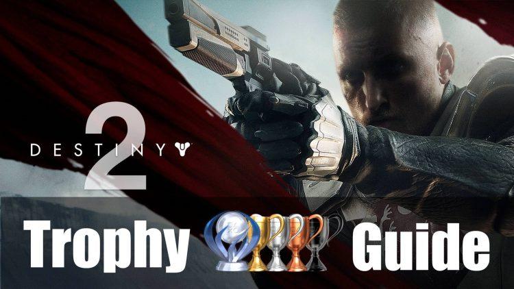 Destiny 2 Trophy Guide & Roadmap