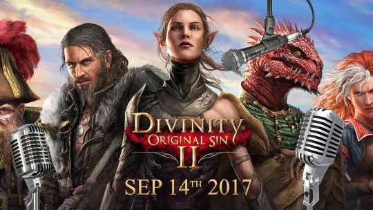 Divinity: Original Sin II Will Have Full Voice Acting!