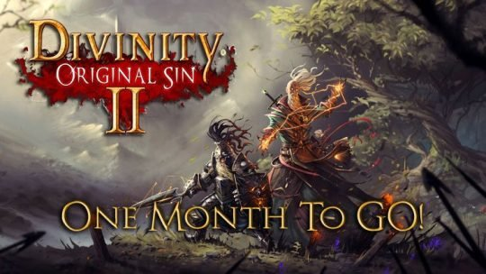 Divinity: Original Sin 2 – One Month Until Launch!