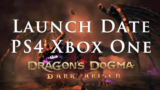Dragon's Dogma: Dark Arisen Releases October 3rd on PS4 & Xbox One! Screenshots inside