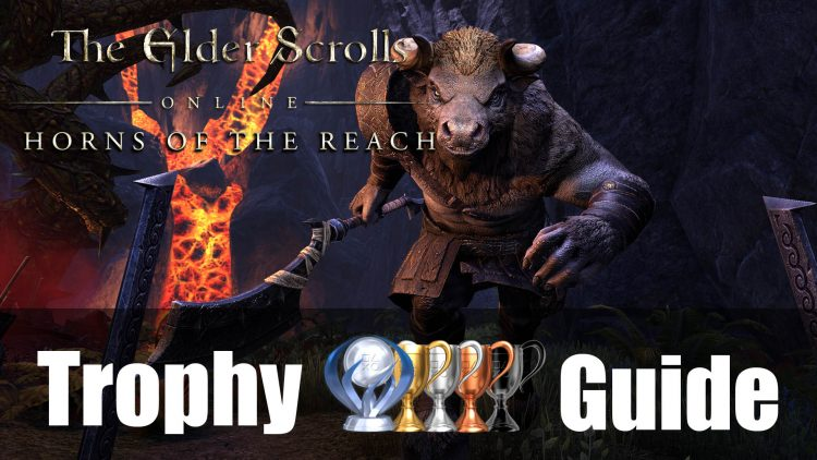 ESO Horns of the Reach Trophy Guide