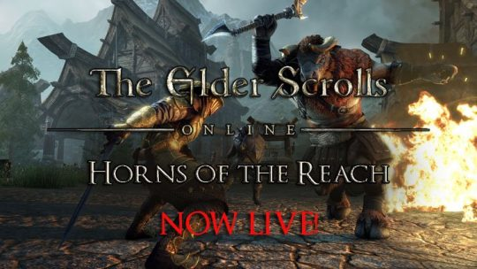 Elder Scrolls Online: Horns of the Reach Now Available for PC/Mac