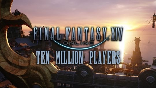Final Fantasy XIV Surpasses 10 Million Players Worldwide