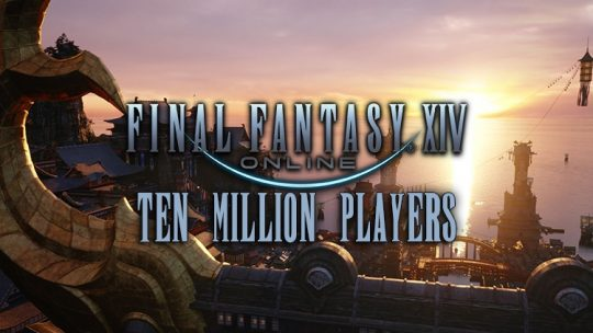 Final Fantasy XIV Surpasses 10 Million Players Worldwide