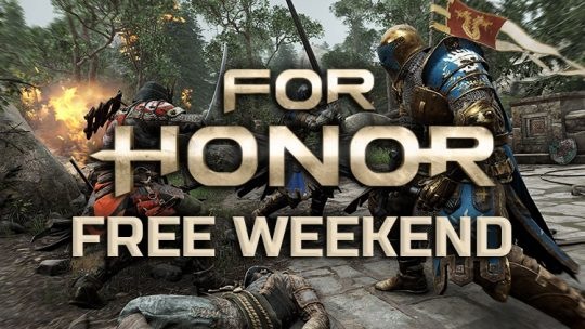 For Honor Free To Play This Weekend On All Platforms