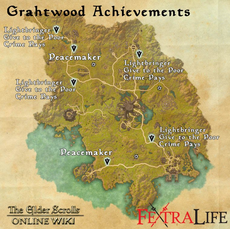 Eso Grahtwood Tour
