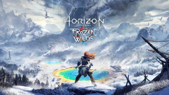 Horizon Zero Dawn – The Frozen Wilds DLC Releases This November