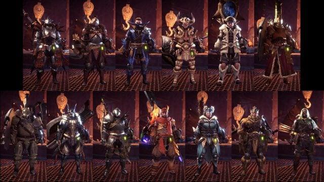 monster-hunter-world-newbie-guide-equipment-armor-variances