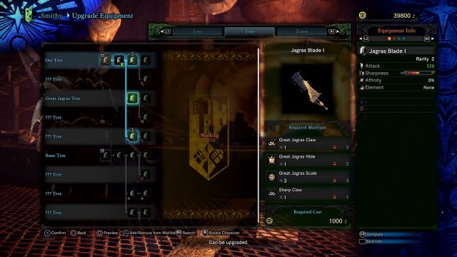 monster-hunter-world-newbie-guide-equipment-upgrade-paths