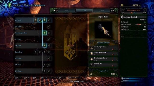 monster-hunter-world-newbie-guide-equipment-upgrade-paths