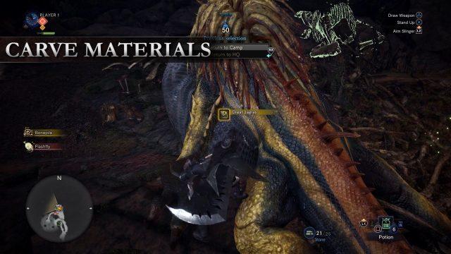 monster-hunter-world-newbie-guide-material-carving