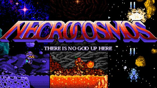 Necrocosmos Is An Open World Metroidvania Meets Space Shooter Now On Kickstarter