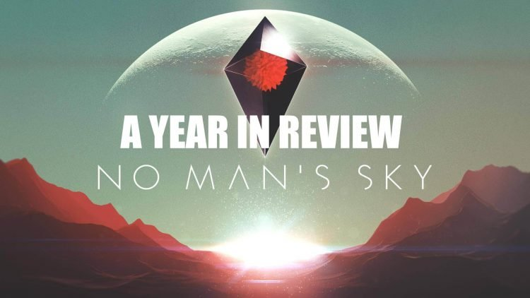 No Man's Sky: A Year in Review