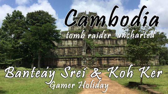 Siem Reap Day 4: Lost Temples of Prasat Pram, Banteay Srei, Beng Mealea & Koh Ker