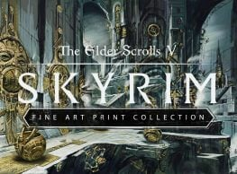 "The Elder Scrolls V: Skyrim Fine Art ""Print Collection""!"