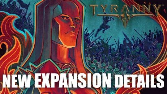 """""""Tyranny: Bastard's Wound"""" Dark Cinematic Trailer & Launch Details!"""