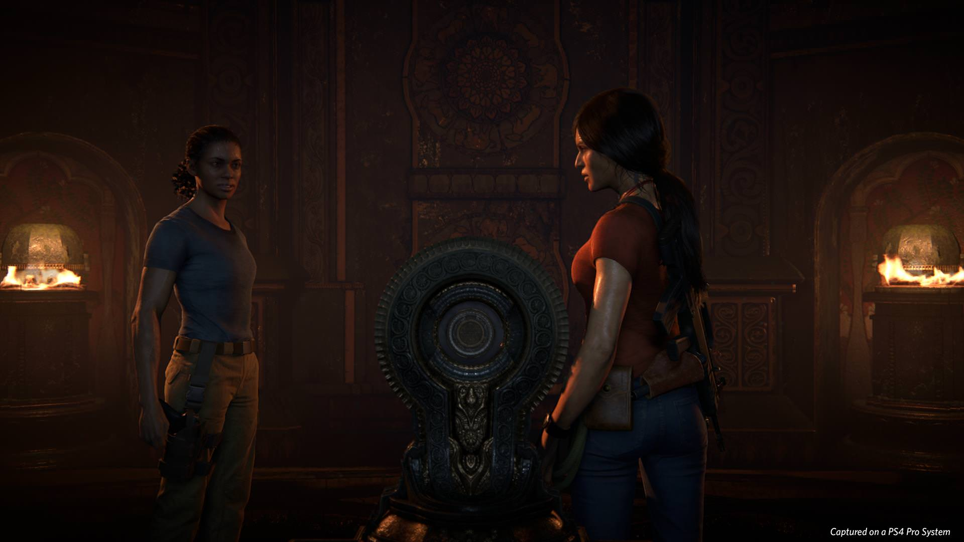 Uncharted Lost Legacy Schätze