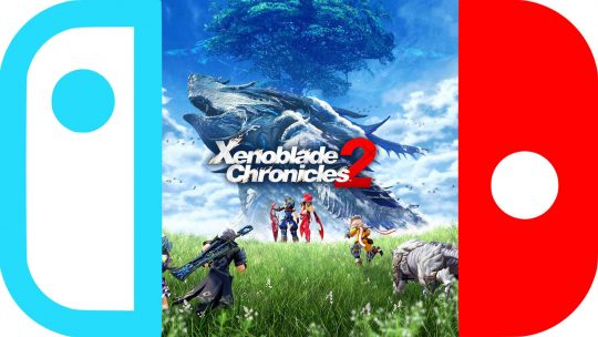 Xenoblade Chronicles 2 Gamescom 2017 Gameplay!