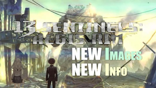 "Upcoming JRPG ""13 Sentinels: Aegis Rim"" New Details & Screenshots!"