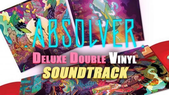 "Available For Pre-Order: ""Absolver – Deluxe Double Vinyl"" Soundtrack!"