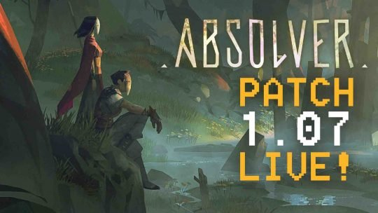 "Absolver ""Patch 1.07"" Has Gone Live!"