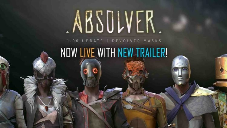 "Absolver ""Patch 1.06"" Now Live With New Masks!"
