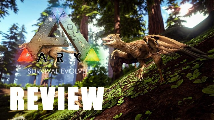 Ark Survival Evolved: Review