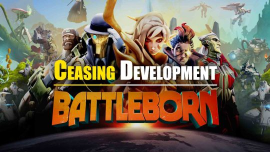 "Online-Shooter ""Battleborn"" Ceasing Development!"