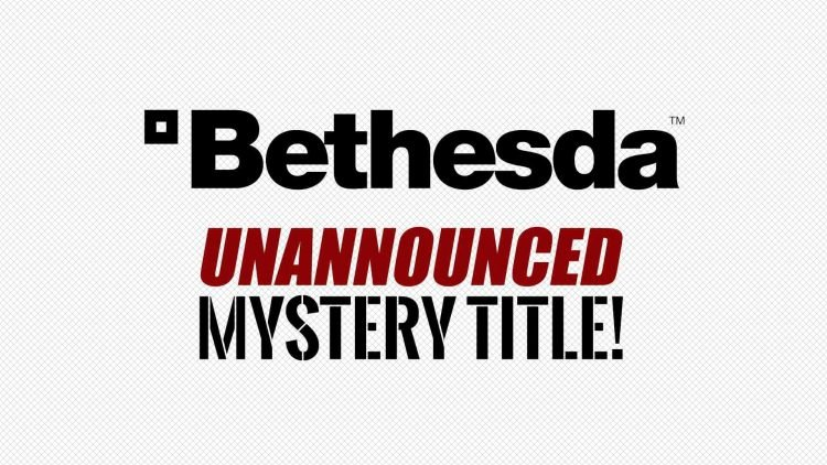 Bethesda Has An Unannounced Title In The Works?