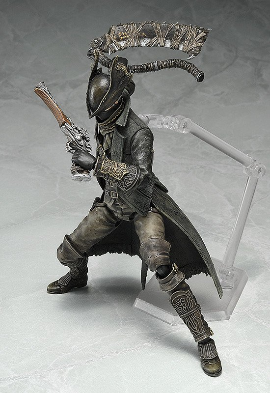 Limited Bloodborne 'Hunter' Figma Figurine, Only For Pre-order Up To