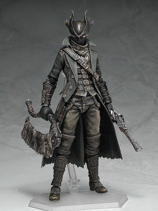 Limited Bloodborne 'Hunter' Figma Figurine, Only For Pre