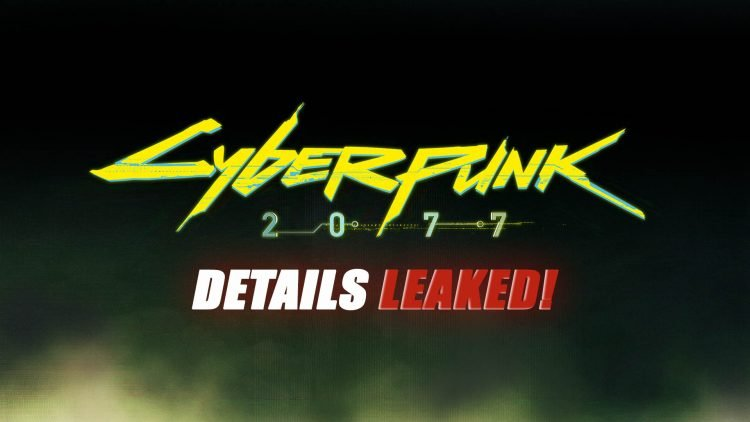 Cyberpunk 2077 To Be x4 Bigger Than Witcher 3!