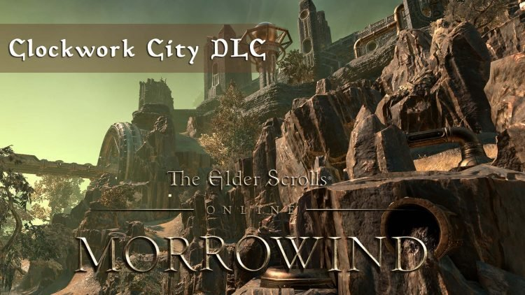 Elder Scrolls Online Update 16: Clockwork City DLC Preview