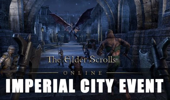 ESO Imperial City Anniversary Event Doubles rewards and halves prices