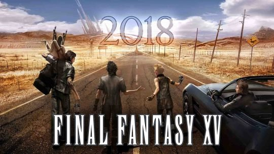 """Final Fantasy XV"" Story to Continue Through 2018!"