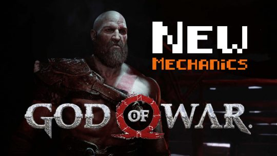 God of War, A Shift In Game Mechanics!