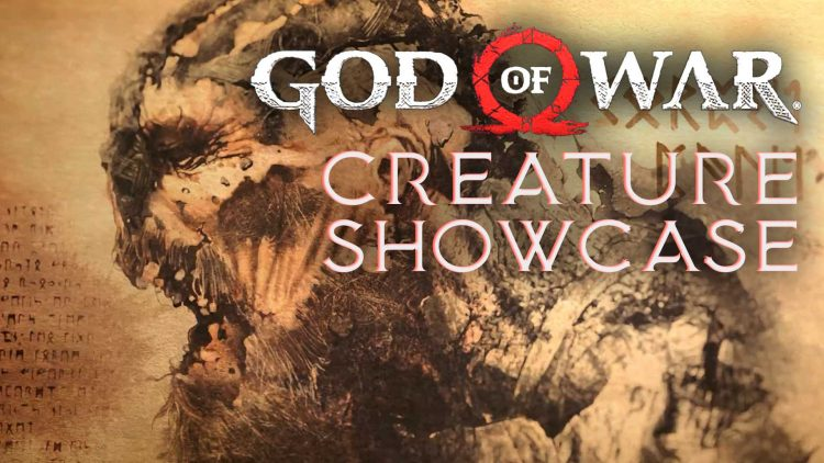 """""""God of War"""" Creature Showcase: The Undead Draugr"""