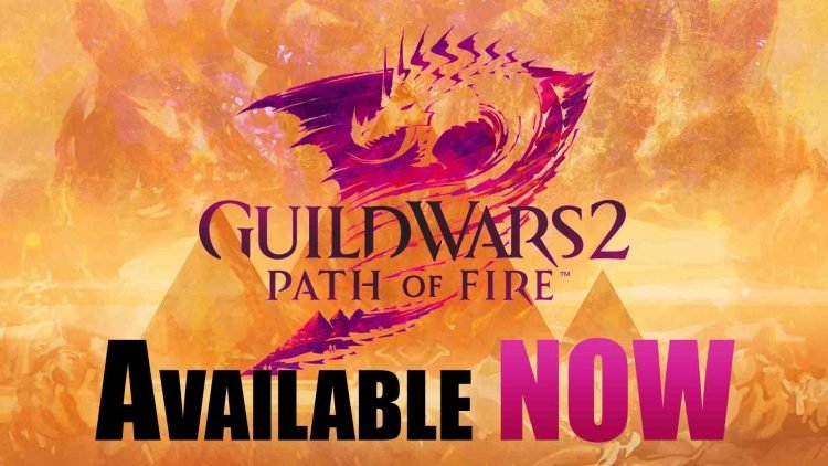 """ArenaNet's Latest Expansion """"Guild Wars 2: Path of Fire"""" Out Now!"""