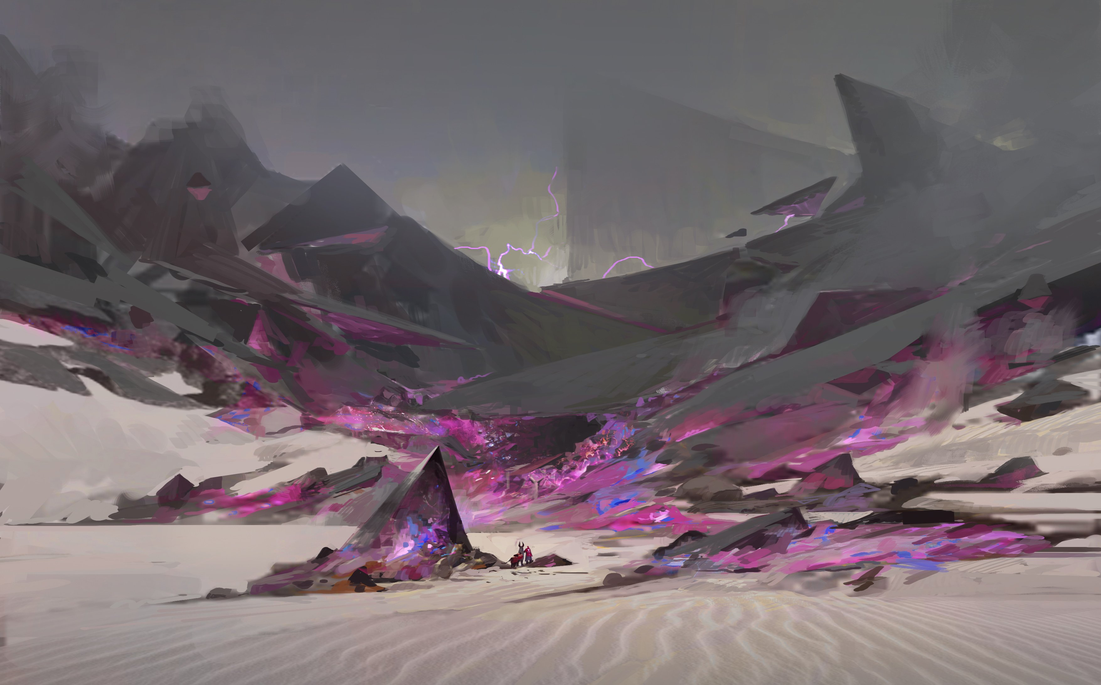 Arenanets latest expansion guild wars 2 path of fire out now guild wars 2 path of fire expansion concept forumfinder Gallery