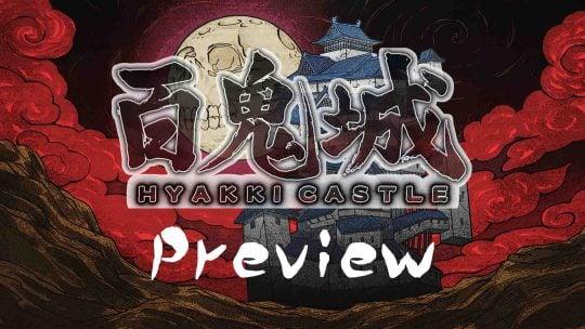 """Hyakki Castle"" Preview: Multi-tasking Dungeon JRPG!"