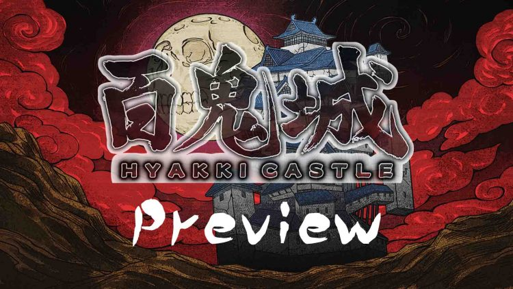 """Hyakki Castle"" Preview: Multi-tasking Dungeon JRPG!"