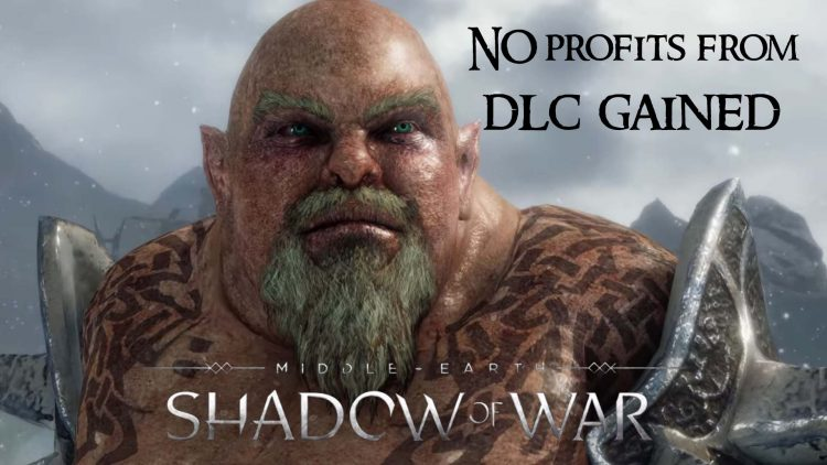 Warner Bros. States No Profit From Shadow of War Charity DLC