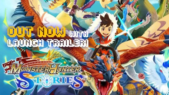 """Monster Hunter Stories"" Launch Trailer!"
