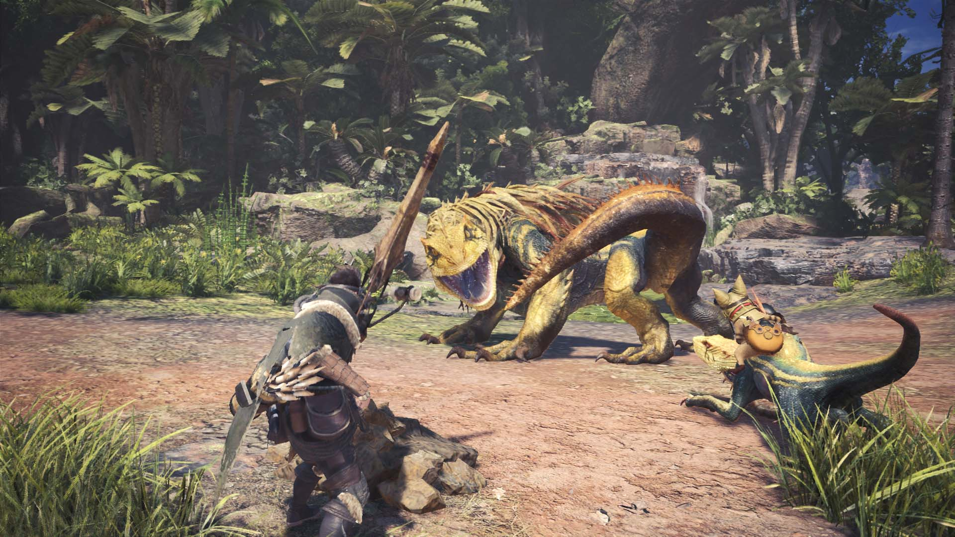 how to get palicos in monster hunter 4