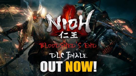 """Nioh: Bloodshed's End"" DLC Finale Launches Today!"