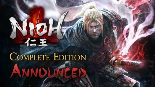 """Nioh: Complete Edition"" Announced & New ""Bloodshed's End"" TGS 2017 Trailer!"