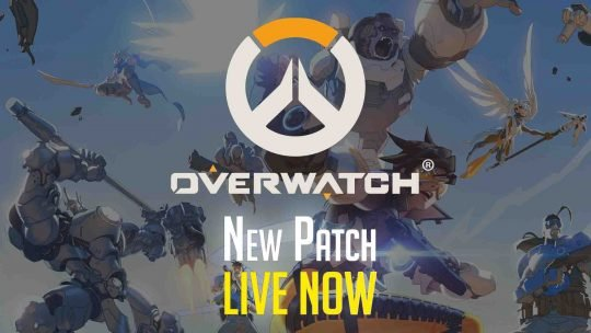 "Latest ""Overwatch"" Patch: New Map & Hero Tweaks! Live Now!"