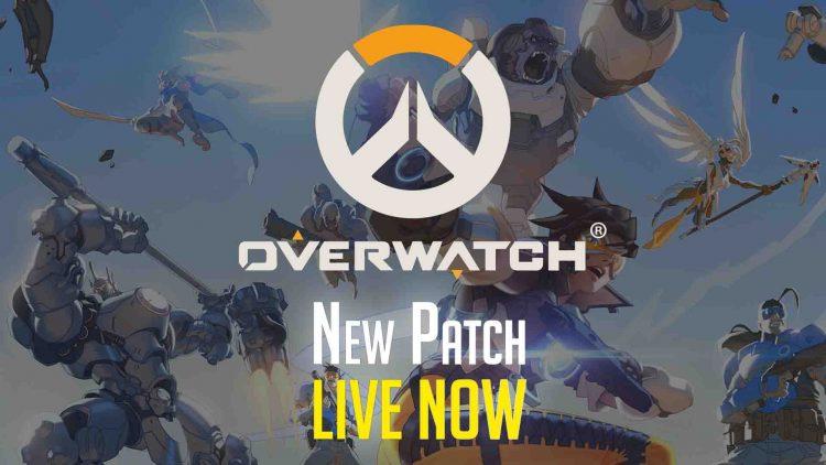 "Latest ""Overwatch"" Patch: New Map & Hero Tweaks! Live Now!"